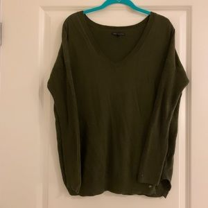 American Eagle Loose Neck Sweater